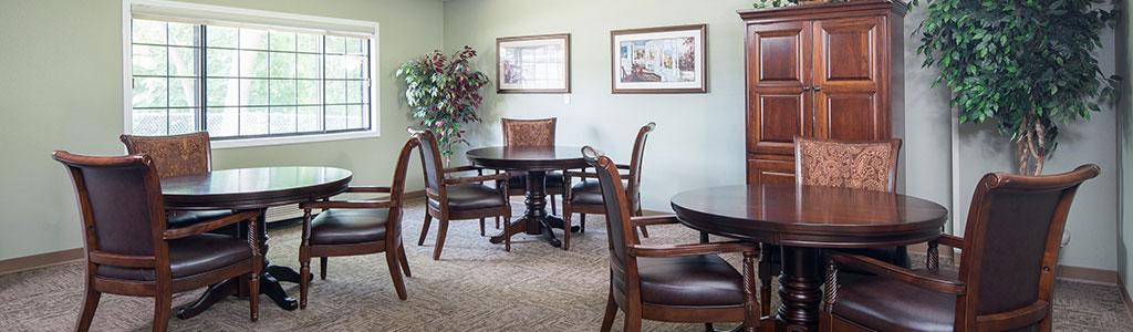 Legacy Sitting Room