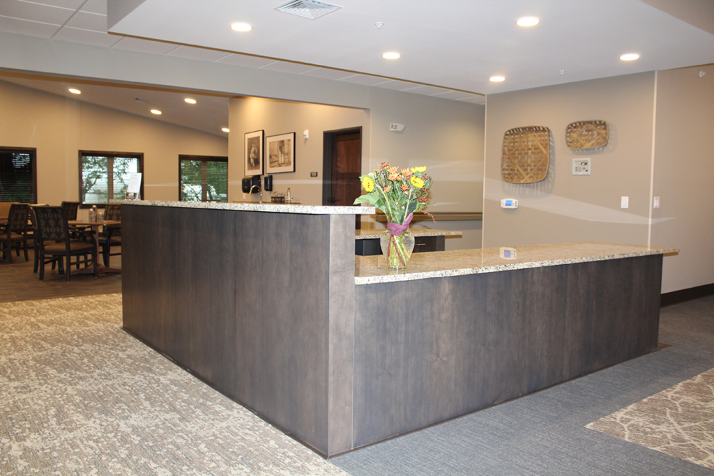 Legacy DeForest Front Desk