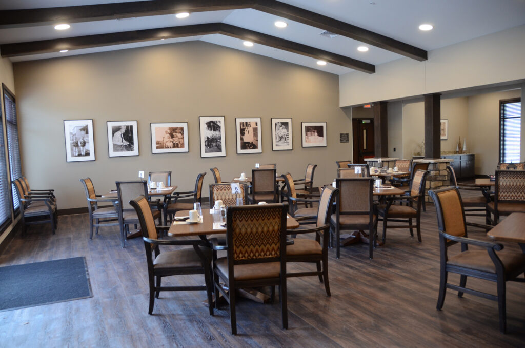 The Legacy Of DeForest Dining Room