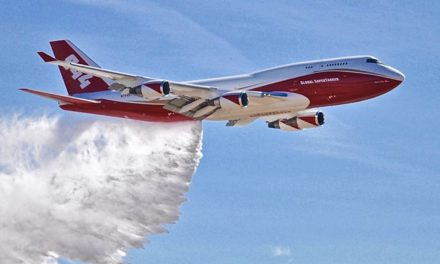Aerial Firefighting International returns to Sacramento, California