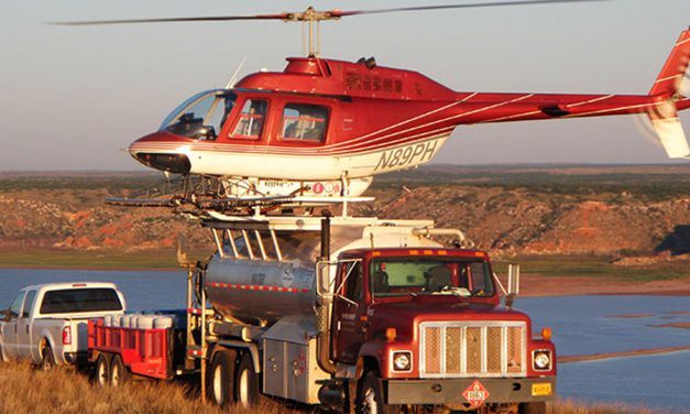 Innovation brings efficiency to helicopter operation