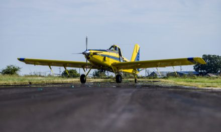 REBTECH Secures STC for Air Tractor 502/504 Series Aircraft