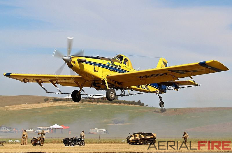 Air Tractor Europe company: We want to sell our fire-fighting planes to Serbia