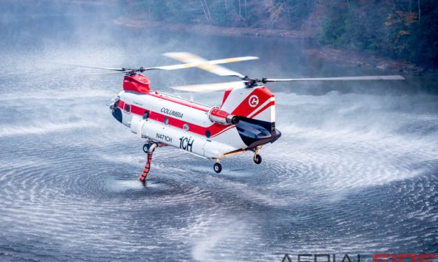 Simplex Fire Attack™ System Destined to Become a Mainstay of the Aerial Firefighting Industry