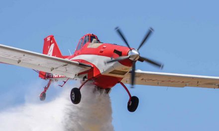 770 Fire Angel poised for Australian fires