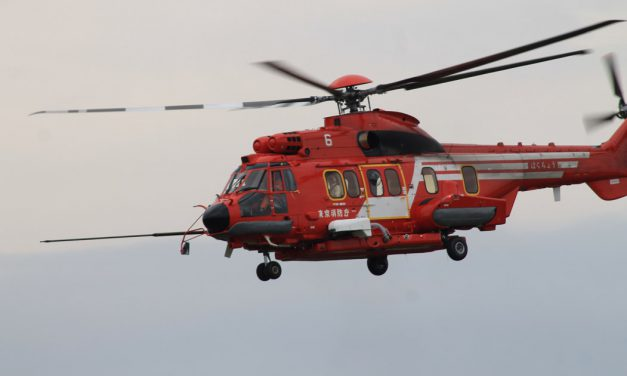 Simplex and Eurocopter demonstrate high rise firefighting capability