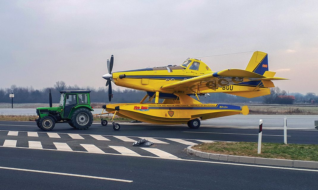 """20 years ago – Air Tractor AT-802 Gaining """"World-Class"""" Status as Fire-Fighter"""