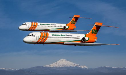 AerSale signs deal to convert 6th MD-87 for Erickson Aero Tanker