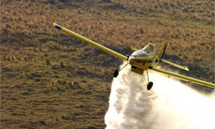 Pioneers of Argentina aerial firefighting