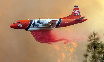 USFS AFF: Aerial Fire Updates for USA Operators