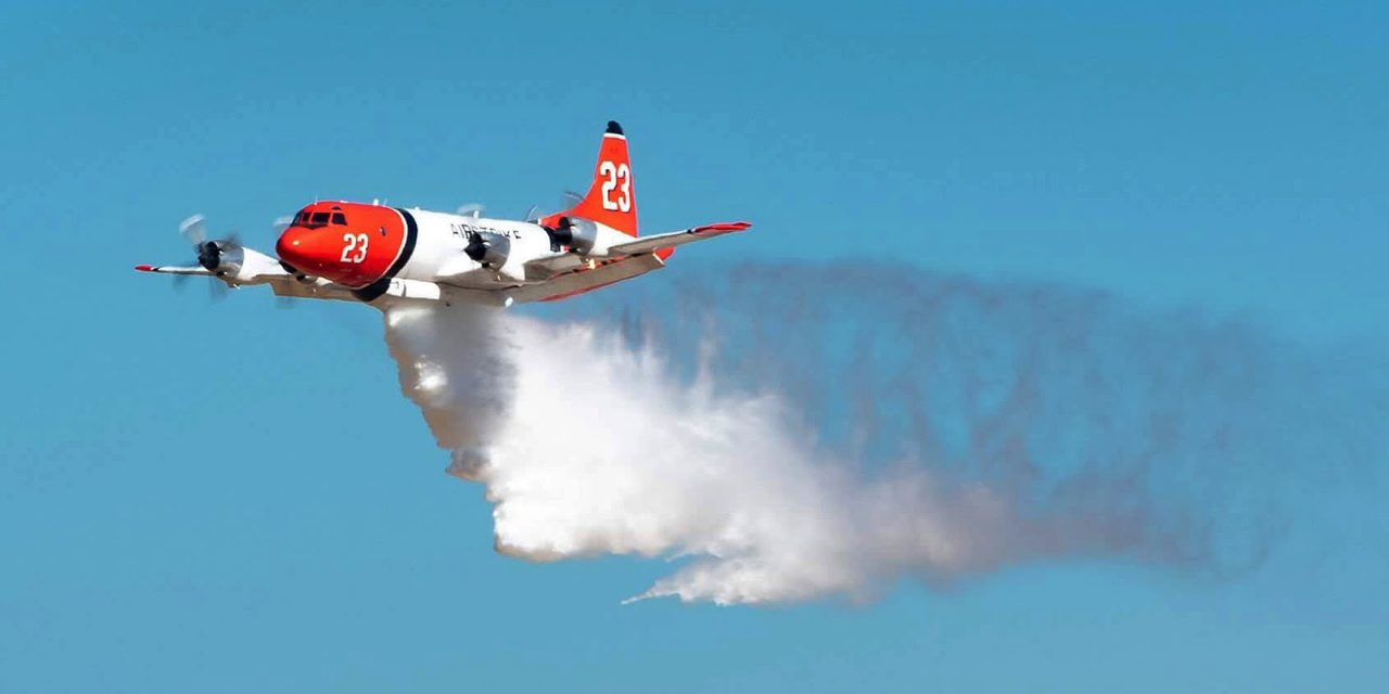 Colorado Dept. of Wildfire Prevention and Control announces Air Tanker Demonstration