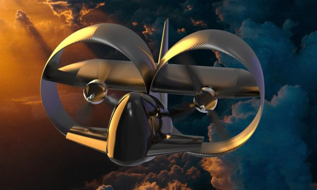 Pratt & Whitney Hosts All-Electric GoFly Competition Team