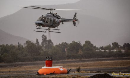 Central Kalimantan Needs Helitanker to Support Aerial Firefighting