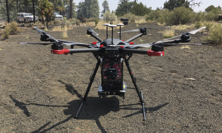 News 4 Reno Photographer Catches Drone Operator Flying During Jasper fire