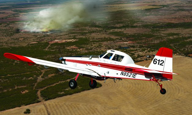 Air Tractor Airplanes to Display Firefighting Aircraft at EAA Airventure 2019