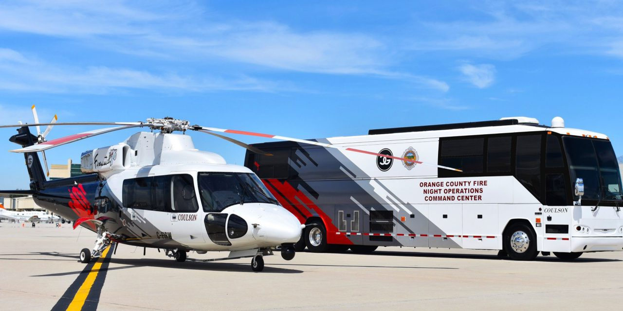 Coulson Expands Night Firefighting Operations to Provide New Intelligence for Decision Makers
