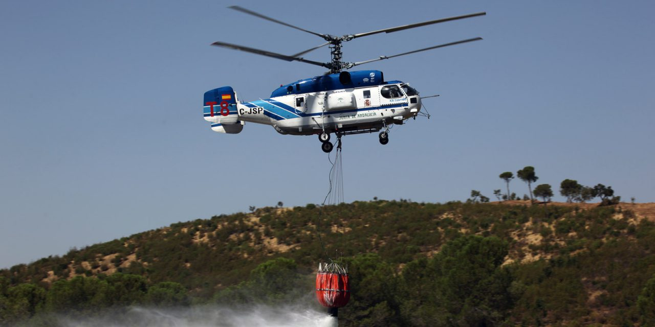 Turkey Takes Delivery of Ka-32 Firefighting Helicopters