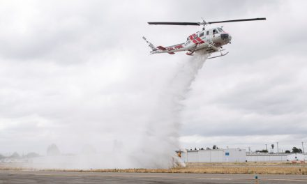 OC Fire Authority Gets Help From SCE to Trial Nighttime Firefighting