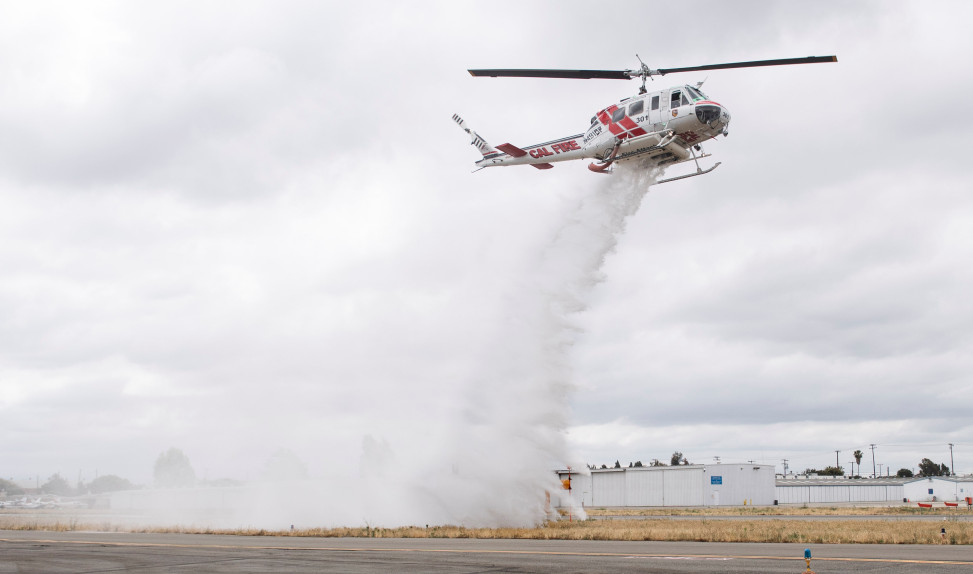 Cal Fire's Fearless Flying Firefighters