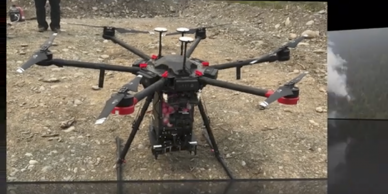 DJI Commits Drone Technology to Increase Support for National Disaster Response Efforts