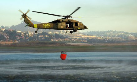Air Force Gets New Equipment for Aerial Firefighting