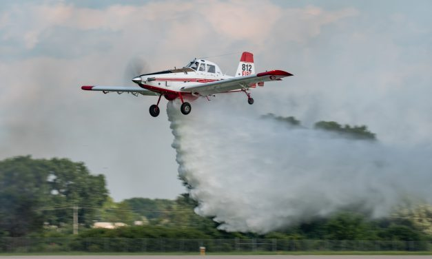 New Approach to Retardant Delivery Pays Off