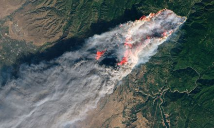 NASA Tracks Wildfires From Above to Aid Firefighters Below