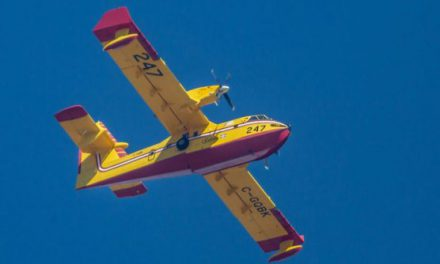 Super Scoopers Arrive in LA County, Ready for Fire Season