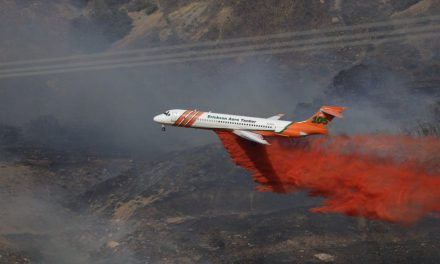 U.S. Aerial Firefighting Activity Down Say American Aerial Firefighting Body