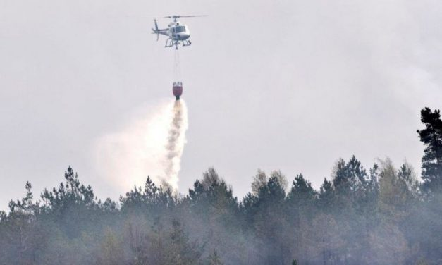 Armenian ESM Plans For Aerial Firefighting Helicopter