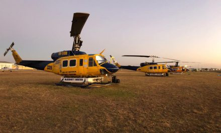70 Aircraft battle Wildfire Outbreak in Australia
