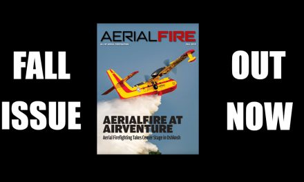 Fall AerialFire Magazine Out Now