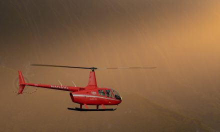 Robinson R66 Turbine Surpasses One Million Flight Hours