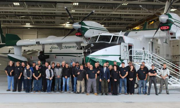 Hangar Expansion in La Ronge to Improve Aerial Firefighting Capacity