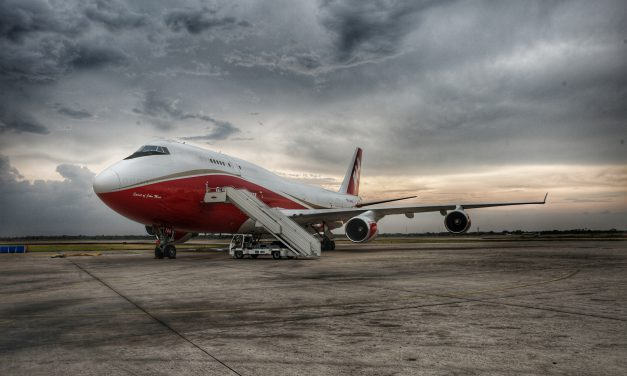 Supertanker Puts Out Fire in Tarija, Bolivia