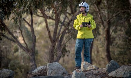 Meet Air Attack Supervisor Nadia Rhodes, Canberra's Eyes in the Sky This Bushfire Season