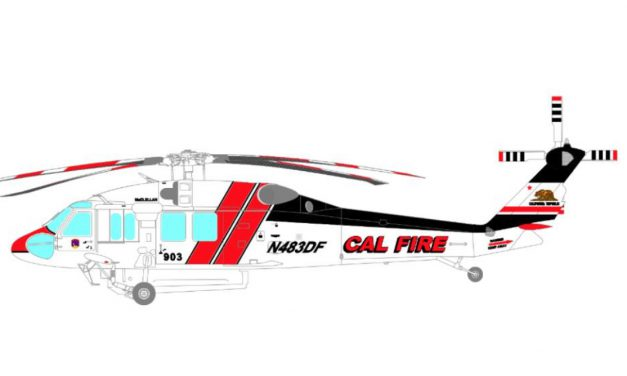 Columbia Air Attack Base to Receive New, Updated Firefighting Helicopter