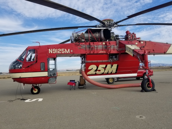 Fighting Wildfires From The Air