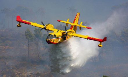 Greece Sends Aerial Firefighting Assistance to Lebanon