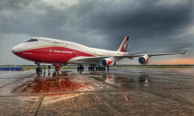 New Study By Global Super Tanker Quantifies Aerial Firefighting Effectiveness