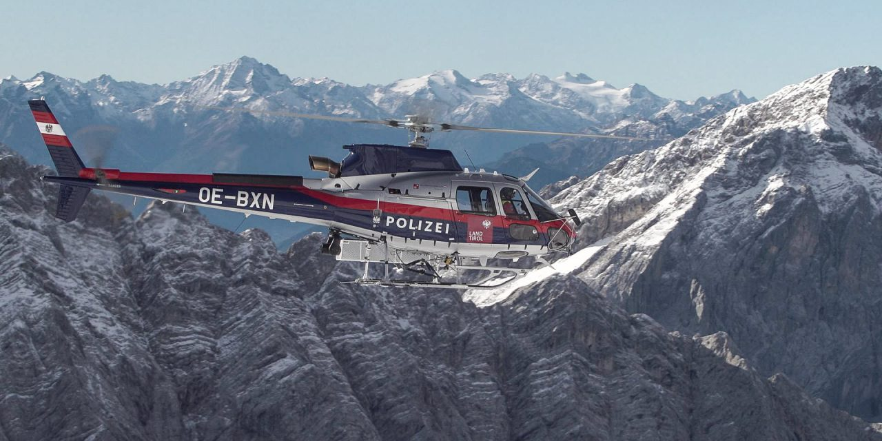Airbus Helicopters Delivers Two H125s to Austrian Ministry of Interior