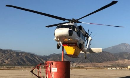 Helitak Firefighting Equipment Set to Receive Grant Funding for Tank