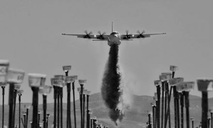 Coulson Aviation Selected by U.S. Air Force to Install RADS-XXL Firefighting System on C-130H