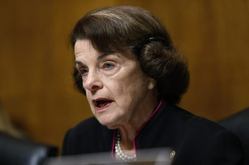U.S. Senator Dianne Feinstein Urges Justice Department to Prevent Drones from Interfering with Firefighting