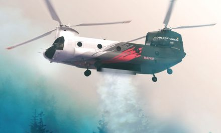 Coulson Moves Firefighting Assets to Chile