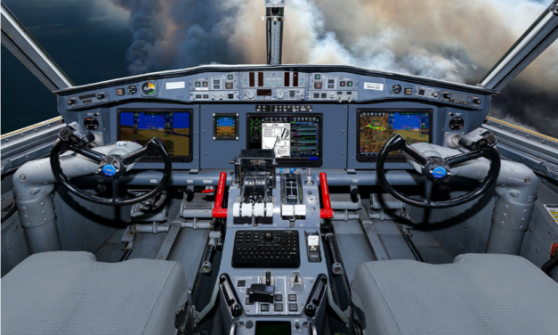 Viking Signs US$42.6M Contract with Ministère des Transports du Québec for Avionics Upgrade Program (AUP) on its Canadair CL-415 Aerial Firefighters
