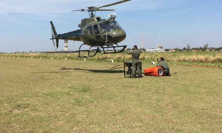 SEI Demonstrates Sling Dragon and Bambi Max in Brazil