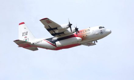 RAAF Base Richmond Provides Support to New South Wales Rural Fire Service