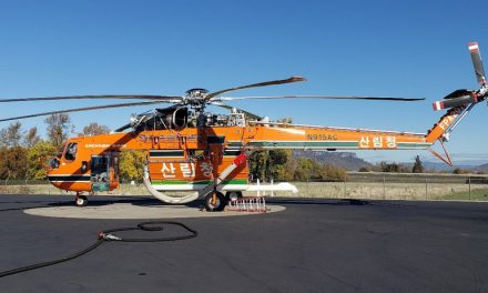 Erickson Completes 2019 Delivery for The Korean Forest Service
