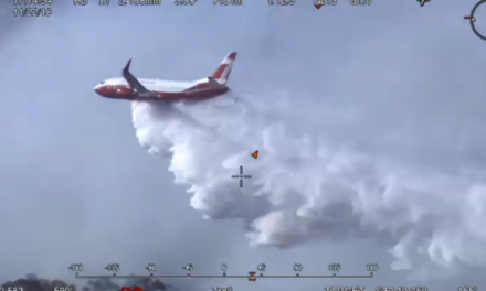 Bushfires Burn in Multiple Australian States as Aerial Assets Sent to Help